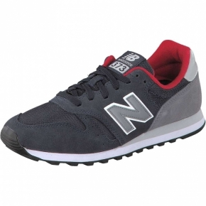 New Balance ML373GG Sneaker Herren dunkelblau / 42 / Velourleder