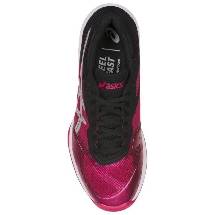 Asics Netburner Ballistic FF Women 38 / Synthetik / pink