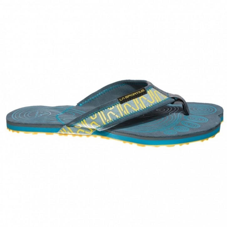 La Sportiva Swing Men 42 / Leder / slate/tropic blue