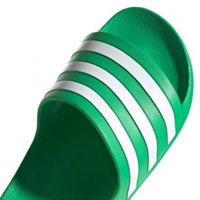 Adidas Adilette Aqua Herren 44,5 / grün