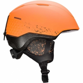 Rossignol Whoopee Impacts LED Skihelm XS / orange